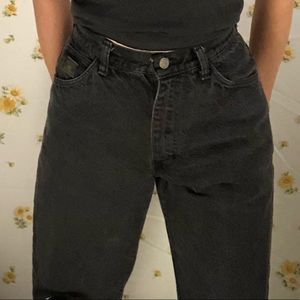 Vintage High Waist Wrangler Jeans